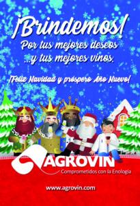 Anuncio de AGROVIN - Navidad 2018