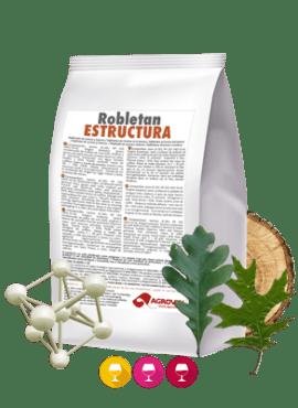 Imagen packaging Robletan Estructura: Taninos