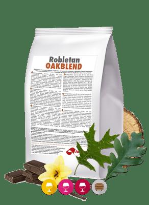 Imagen packaging Robletan Oakblend: Taninos