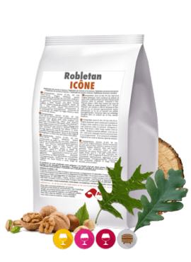 Imagen packaging Robletan Icone: Taninos