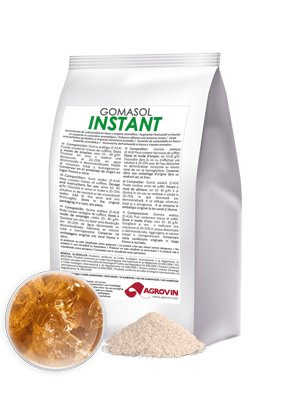 Imagen packaging Gomasol Instant: Estabilizantes