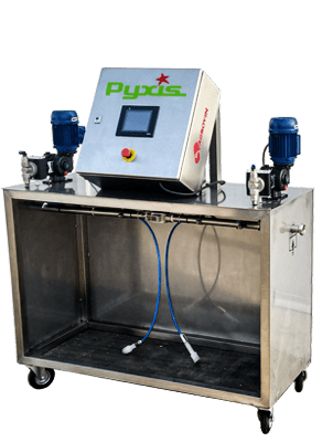 Innovación tecnológica PYXIS