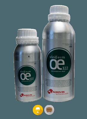 Imagen Packaging Viniferm OE 322: Bacterias Lácticas