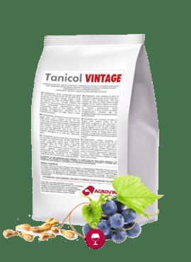 Imagen packaging Tanicol Vintage: Taninos
