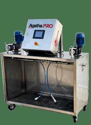 Innovación tecnológica Agatha PRO