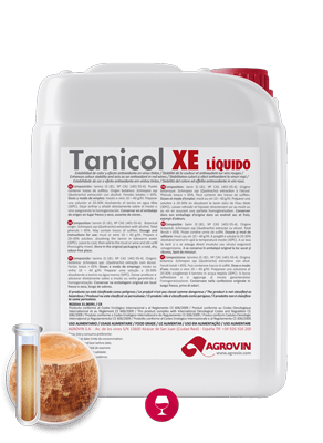Imagen packaging Tanicol XE Líquido