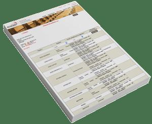 Productos de AGROVIN listados por ECOCERT