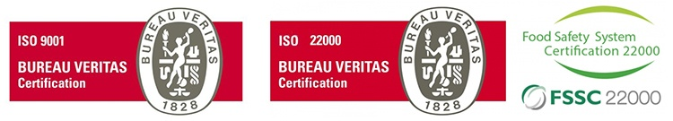 Certificados de Calidad y Seguridad Alimentaria