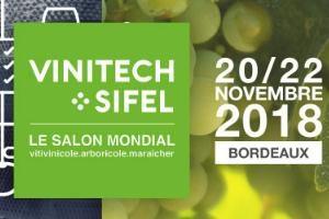 Imagen portada de noticias - Vinitech Sifel 2018