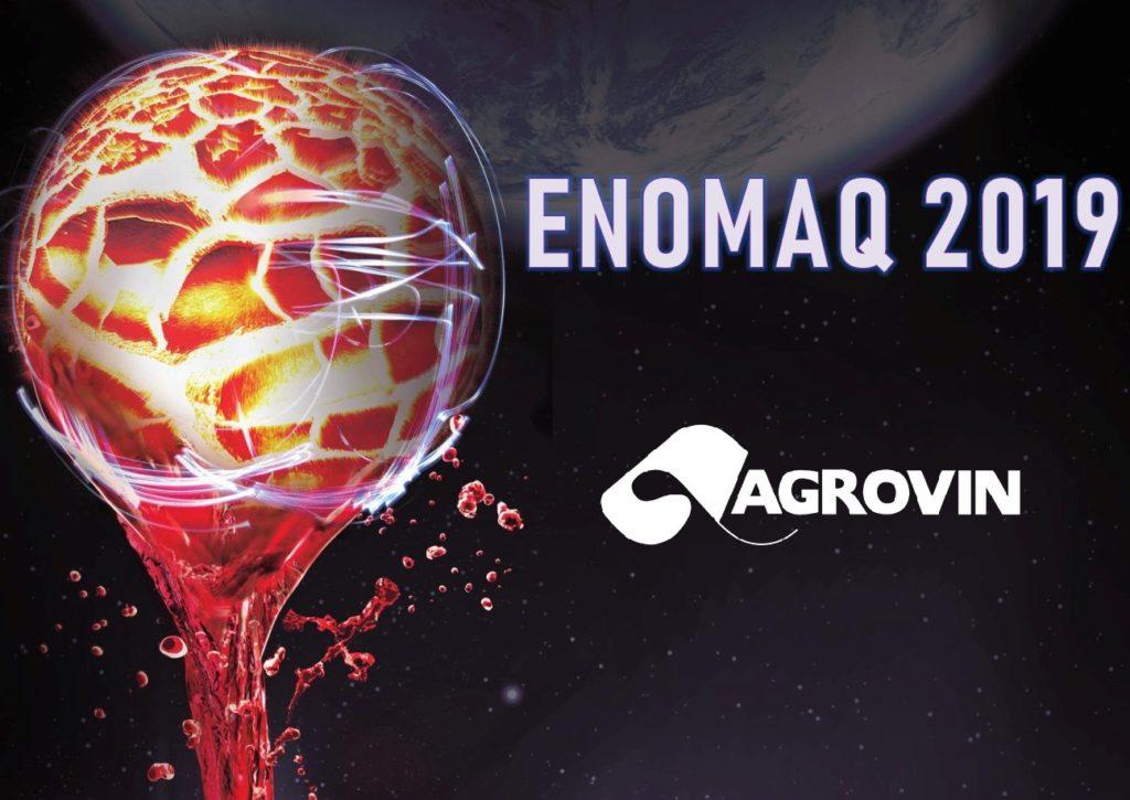 Imagen portada de noticias - AGROVIN Enomaq 2019