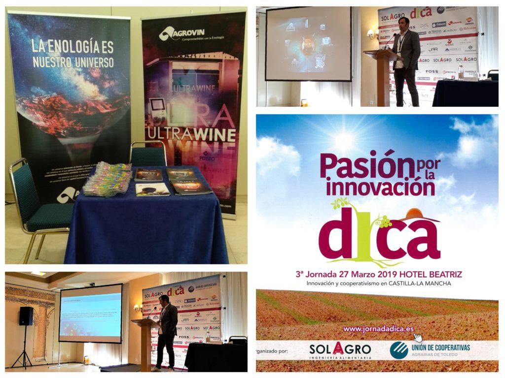 Collage de imágenes 3ª Jornada DICA