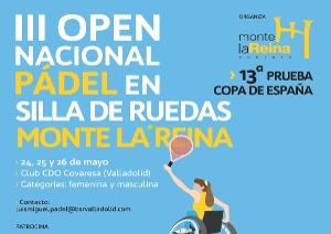 III Edizione del Open Nazionale Paddle Tennis