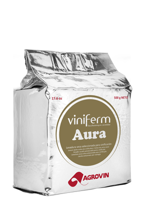 Imagen packaging Viniferm Aura: Levaduras