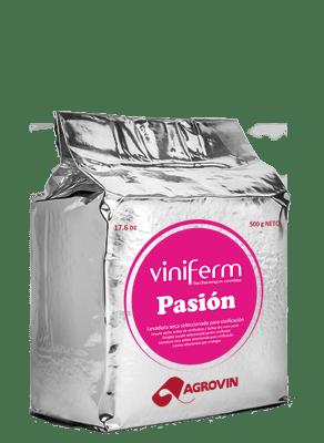 Imagen packaging Viniferm Pasión: Levaduras
