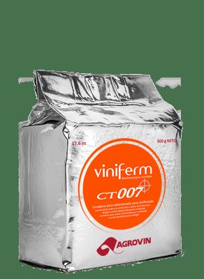 Imagen packaging Viniferm CT007: Levaduras