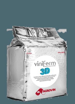 Imagen packaging Viniferm 3D: Levaduras
