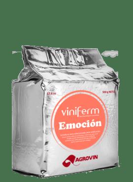Imagen packaging Viniferm Emoción: Levaduras