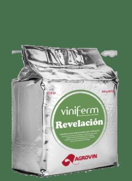 Imagen packaging Viniferm Revelación: Levaduras