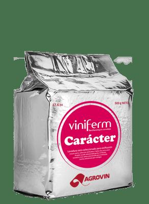 Imagen packaging Viniferm Carácter: Levaduras