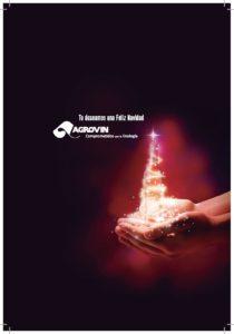Anuncio de AGROVIN - Navidad 2014