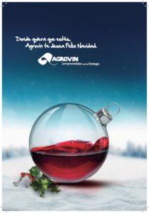 Anuncio de AGROVIN - Navidad 2016
