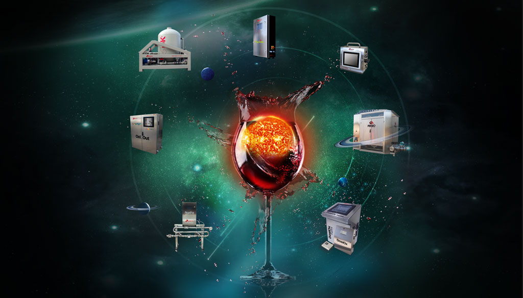 Imagen Innovaciones Tecnológicas de AGROVIN