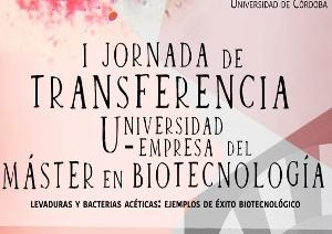 I Jornada de Biotecnologia – Università di Córdoba