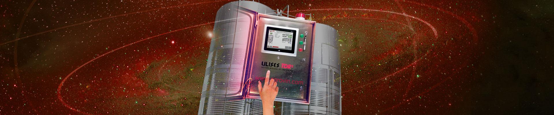 Convierte cualquier depósito tradicional en un vinificador automático