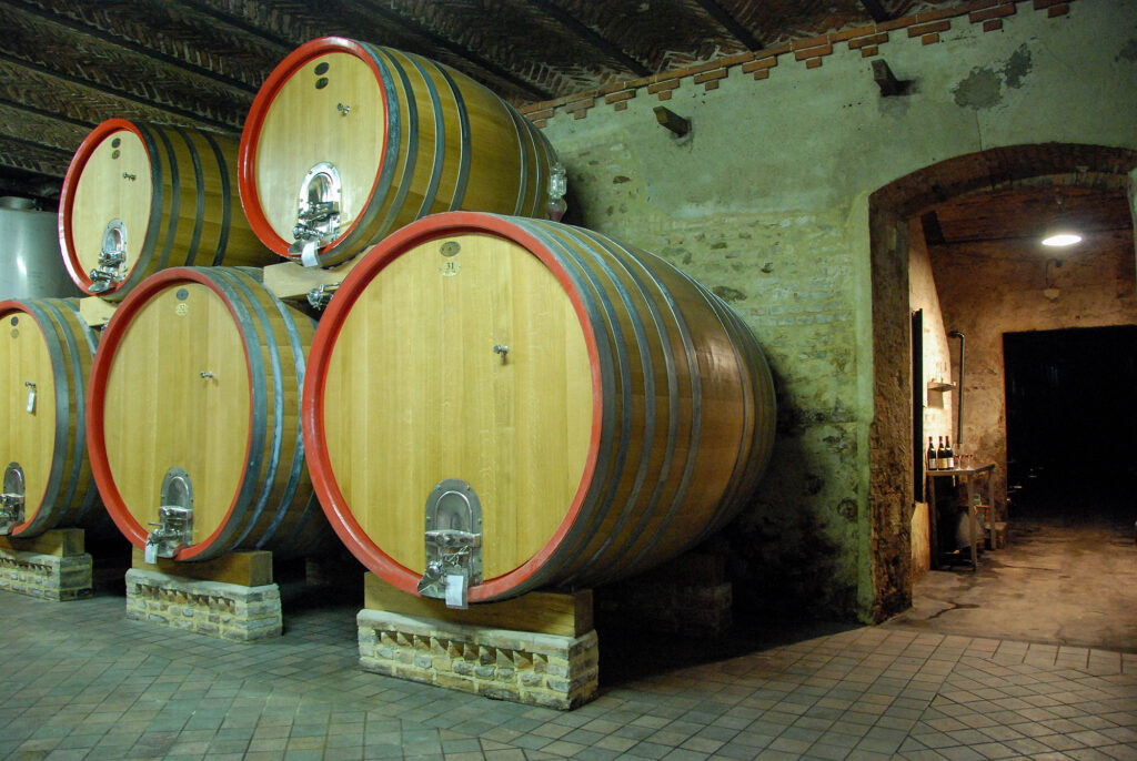 Oak barrels and containers: learn about the different options